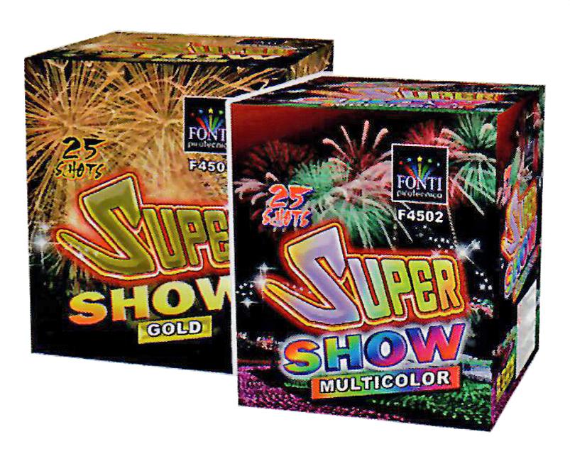 4501 SUPER SHOW GOLD
