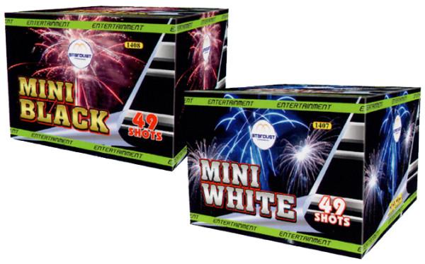 MINI BLACK – MINI WHITE