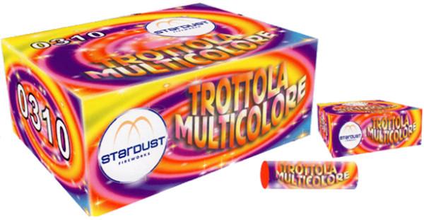 TROTTOLA MULTICOLORE